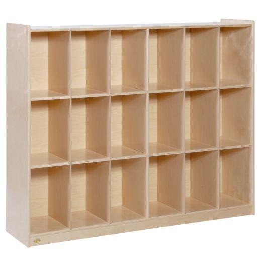 18-Cubbie Storage