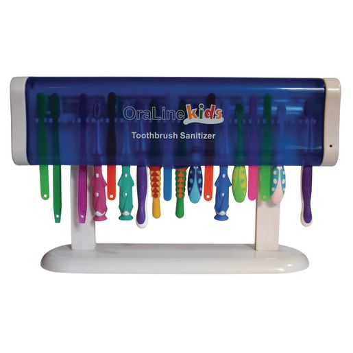 OraLine® Kids' Toothbrush Sanitizer