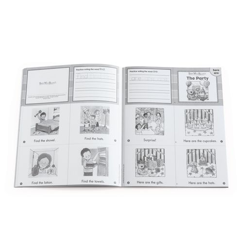 Sight Word Readers Box Set - 125 Books