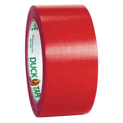 Image of Duck Tape - Red, 20 yds.