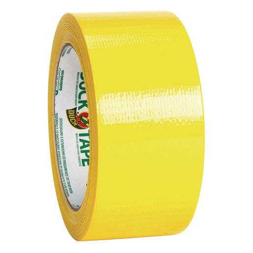 Image of Duck Tape - Yellow, 20 yds.