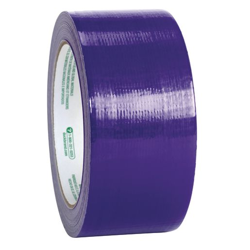 Image of Duck Tape - Purple, 20 yds.