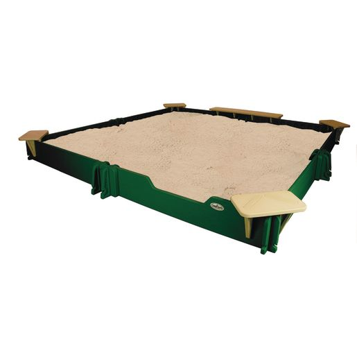 Sand Box with Cover