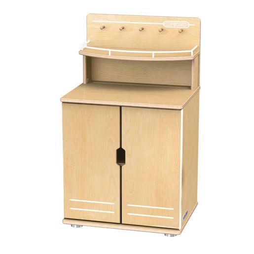 TrueModern®  Play Kitchen Cupboard