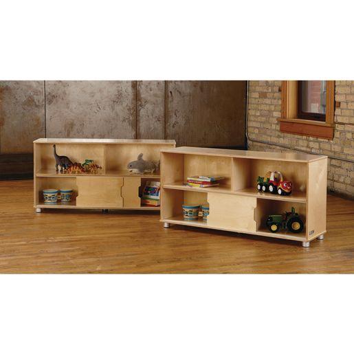 TrueModern® Storage Shelves