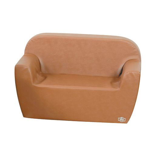 Woodland Preschool Club Sofa - Almond