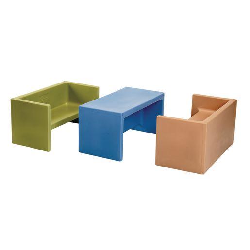 Cozy Woodland Adapta-Bench® - Set of 3