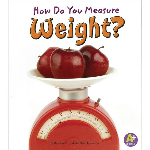 How Do You Measure? Paperback Books - 4 Titles