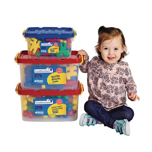 Excellerations® Toddler Manipulatives