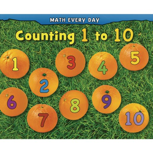 Math Every Day Paperback Books - 4 Titles_2