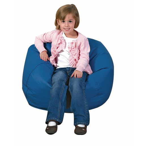 Cozy Woodland Beanbag - 26 Deep Water Blue