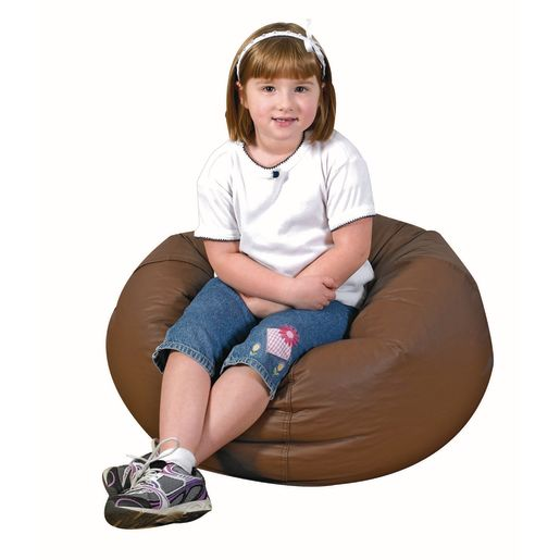 Image of 35 Cozy Woodland Beanbag - Walnut