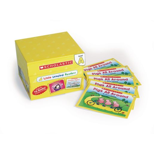 Scholastic Little Leveled Readers - Level A