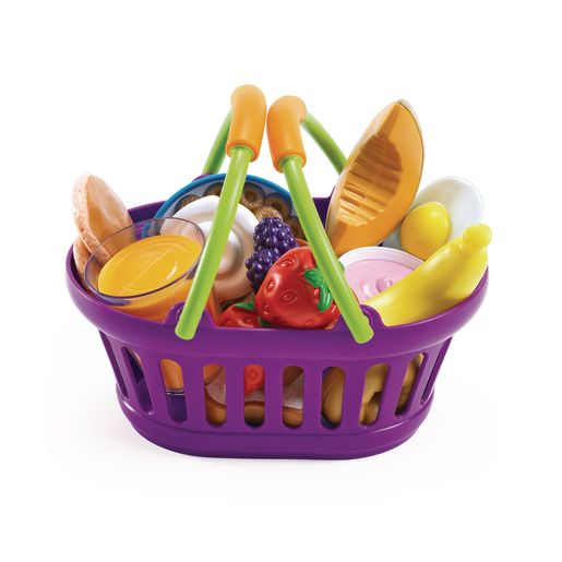 Image of New Sprouts Breakfast Basket - 18 Pieces