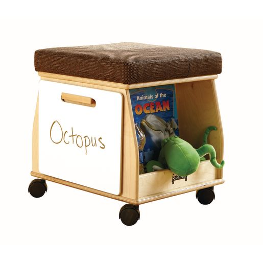 Sidekick - Mobile Teacher Seat with Storage