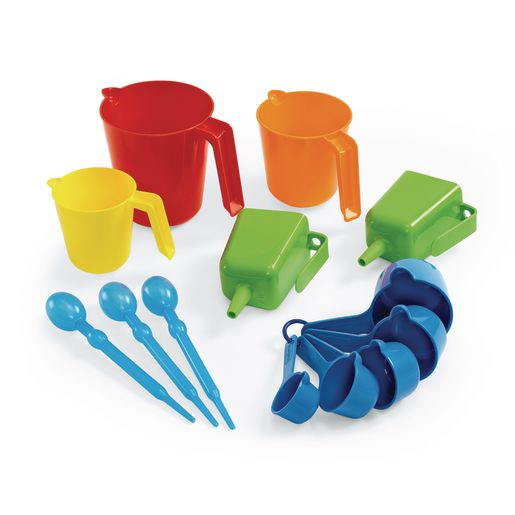 Pour and Measure Play Set - 13 Pieces_0