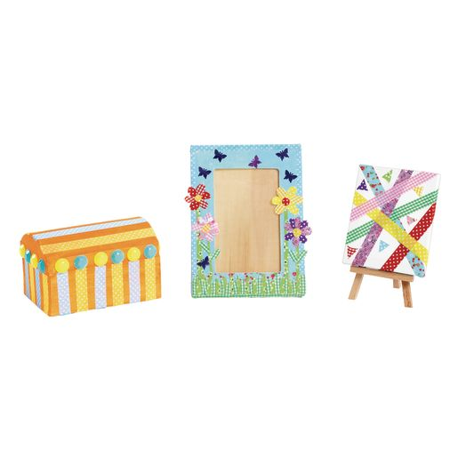 Colorations® Fabulous Fabric Tape - Set of 12