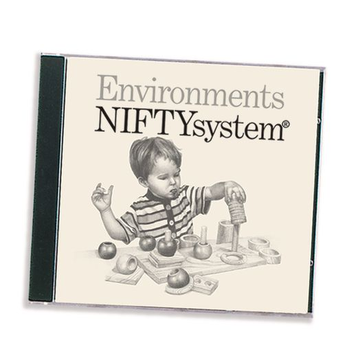 Environments® NIFTYsystem® DVD
