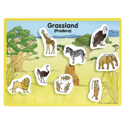 Excellerations® Animals in Their Habitats - 6 Boards, 48 Pieces_2