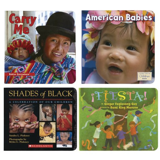 Multicultural Board Books