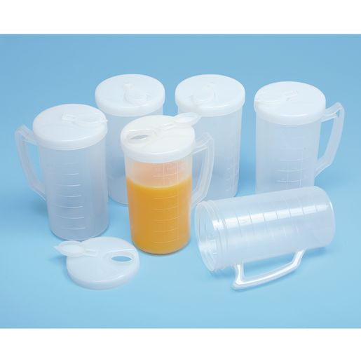 Environments® Six 1-Pint Pitchers with Lids