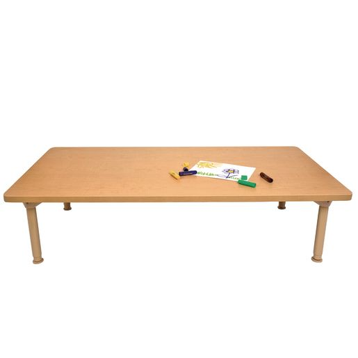 "Environments® 30"" x 60"" Rectangular Table with Adjustable Legs"