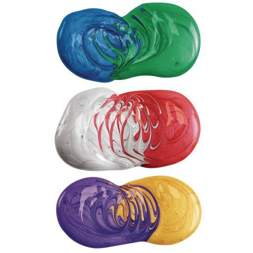 BioColor® Paint, Metallic Purple - 16 oz.