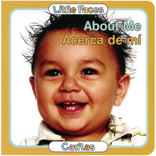 Bilingual Baby Faces Board Books - 3 Titles