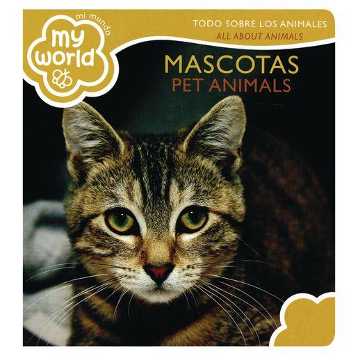 Bilingual My World Animals Board Books 4 Titles