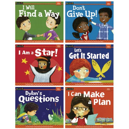 I Believe In Myself Book Set - 6 Titles