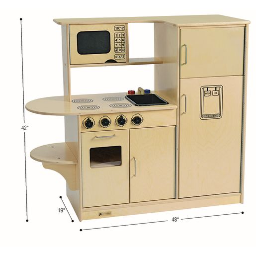 MyPerfectClassroom® Combination Kitchen Center