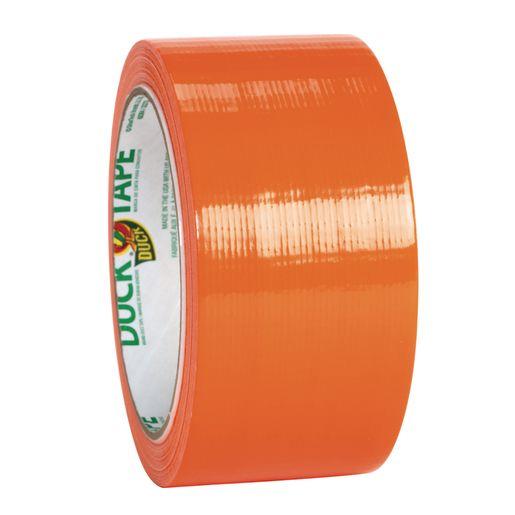 Image of Duck Tape - Neon Orange, 15 yds.