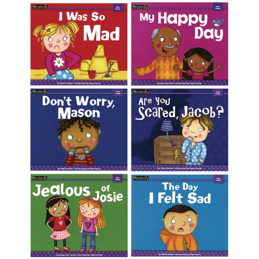 Character Education Paperback Books - Set of 24 Titles