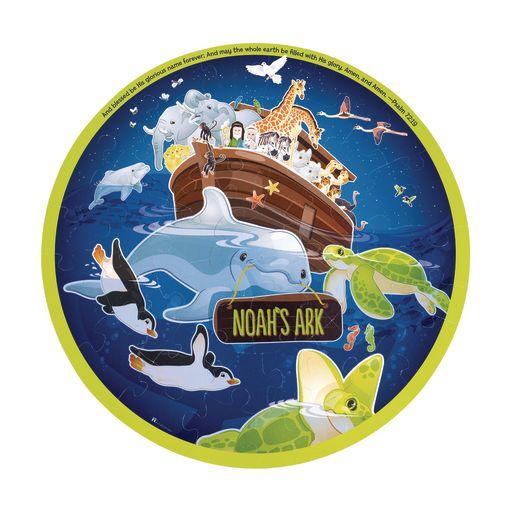 Noah's Ark 2-in-1 Floor Puzzle