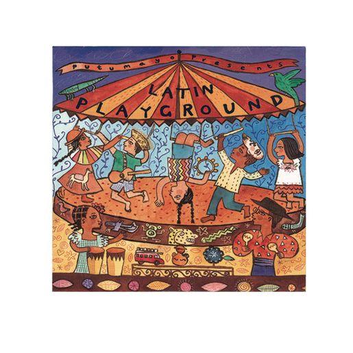 Latin Playground CD