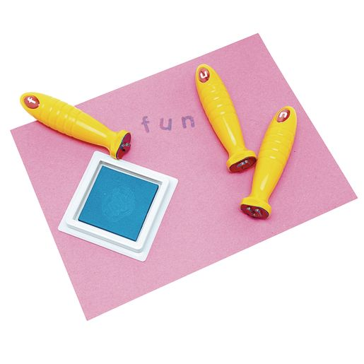 Colorations® Good Grasp Stamping Sticks - Lowercase