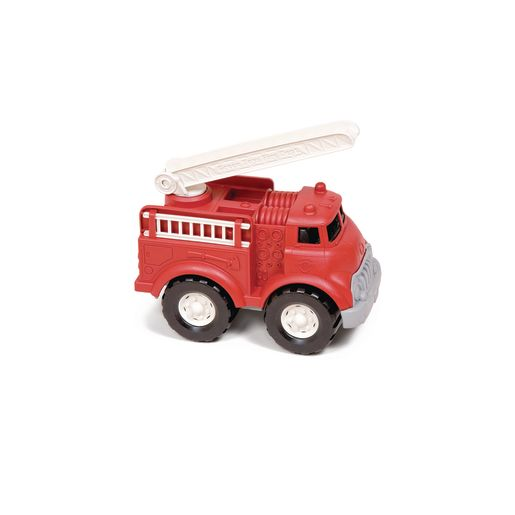 Image of Green Toy Fire Engine