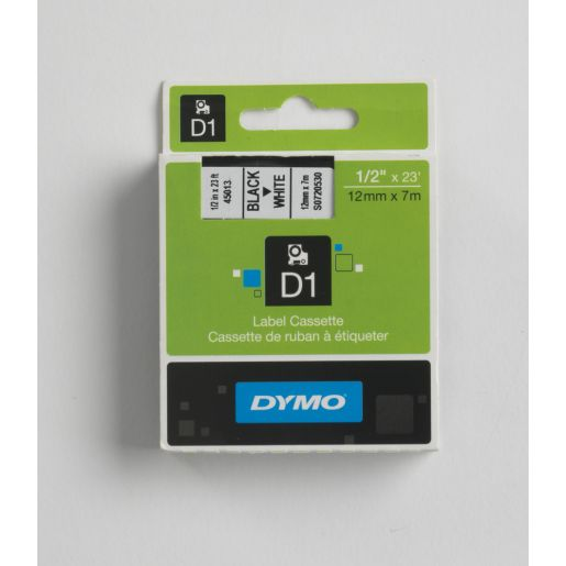 Image of Dymo D1 Replacement Label Cassette