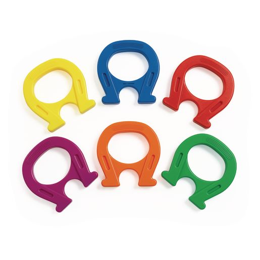 Horseshoe Magnets - Set of 6