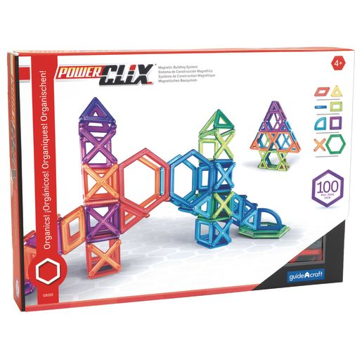 PowerClix® Magnetic Frames - 100 Pieces