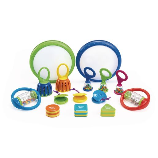Image of Infant & Toddler Music Time Classroom Kit - 15 pieces