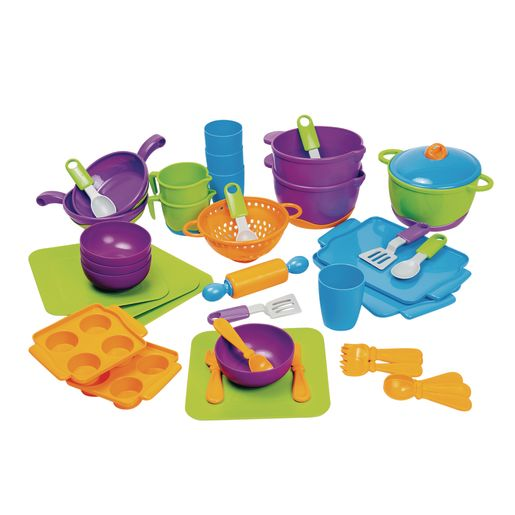 Cook And Serve Kitchen Set