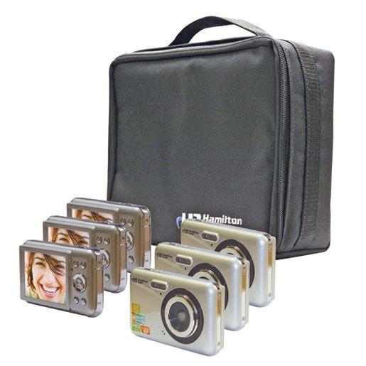 Hamilton Buhl™12MP Digital Camera with Flash - Set of 6