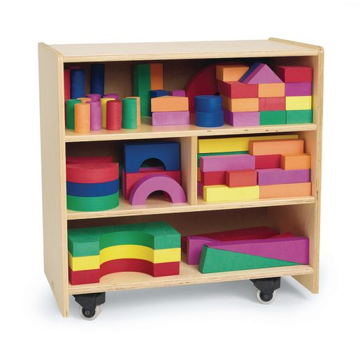 Image of Small Block Storage Cabinet