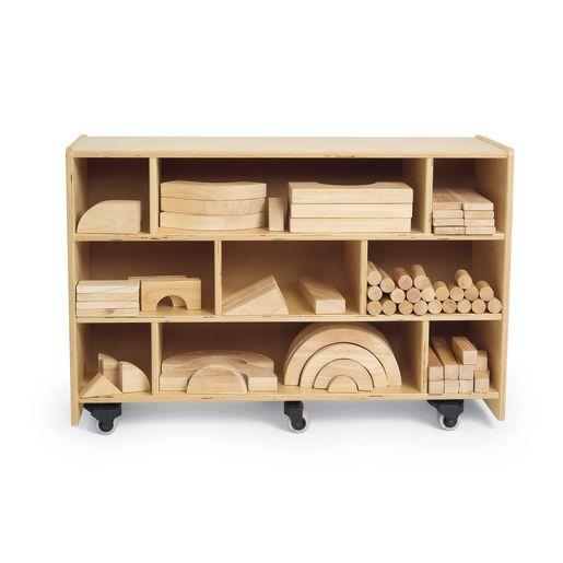 Image of Medium Block Storage Cabinet