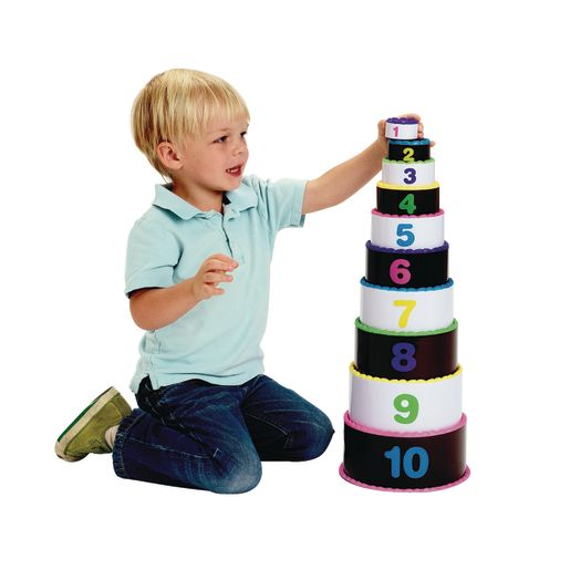 Smart Snacks® Stack and Count Layer Cake™
