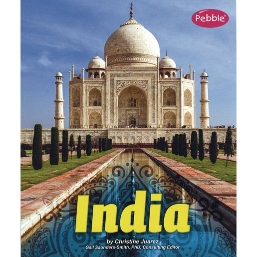 Countries of the World Paperback Books - 10 Titles