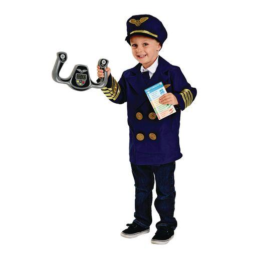 Let's Explore Pilot Costume