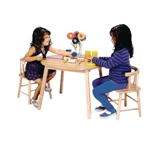 Image of Table and Two Chair Set