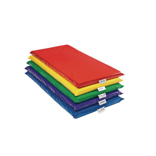 "Rainbow 2"" Rest Mats - Set of 5"